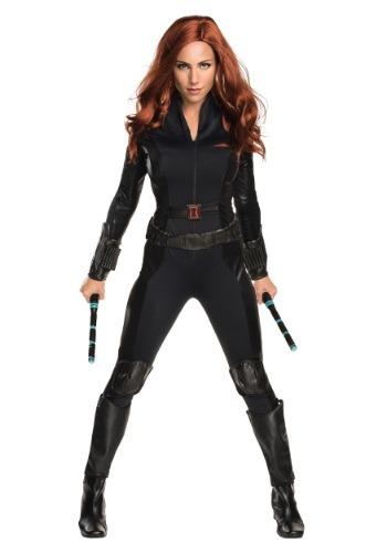 Black Widow Halloween theme