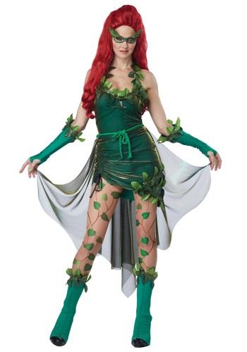 Poison Ivy Halloween Theme