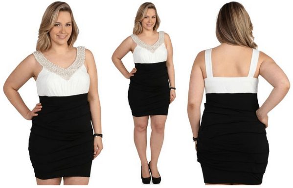 Best Plus Size Club Dresses To Look Sexy At Party
