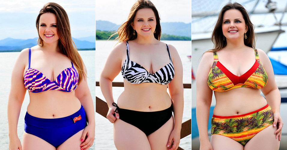 Sexy Plus Size Swimwear