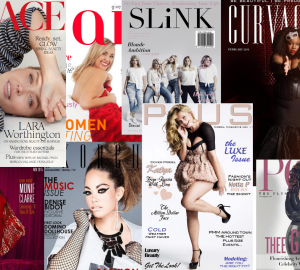 Best Plus Size Fashion Magazine