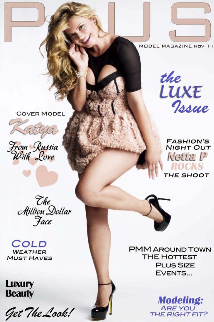 Best Plus Size Fashion Magazines
