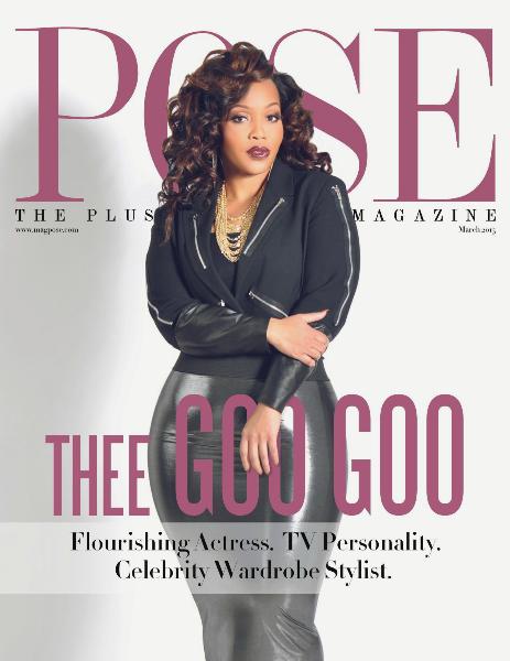 Pose magazine