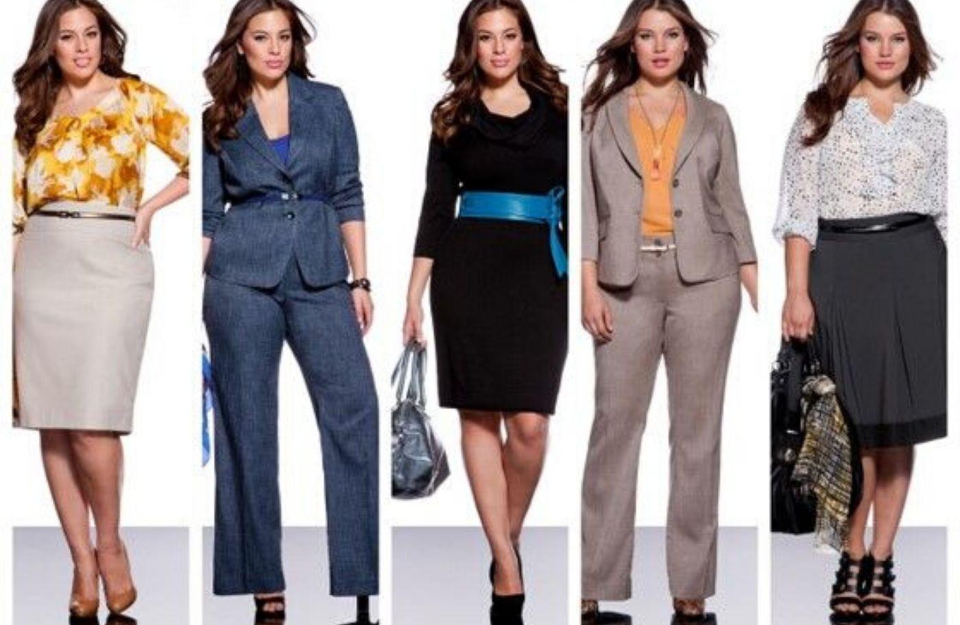 Plus Size Business Attire for Women