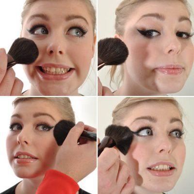 blush for makeup