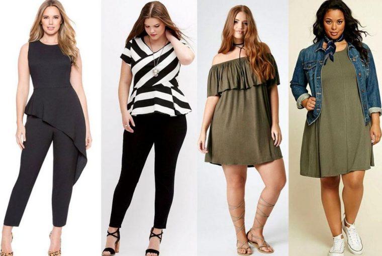 Fashion Tips for Plus Size Teenage