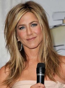 long hairstyle for women over 40