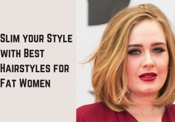 hairstyles for fat women