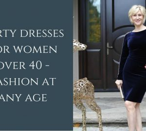 party dresses for women over 40