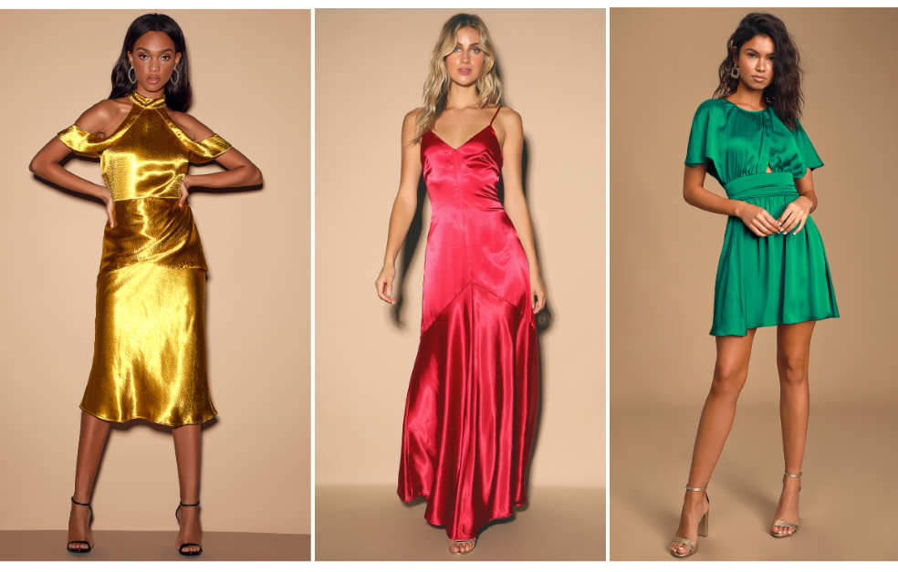 Cocktail Christmas Party Dresses
