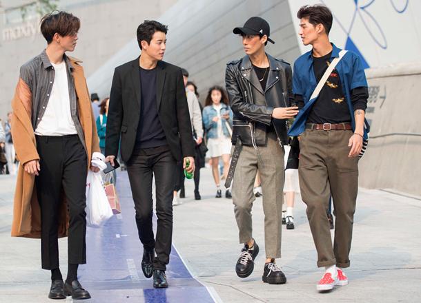 Korean Fashion Tips For Guys