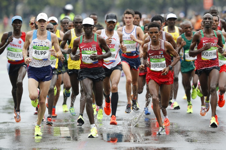 best running shoes for Men's marathon