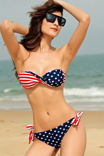 Bandeau best swimwear for women
