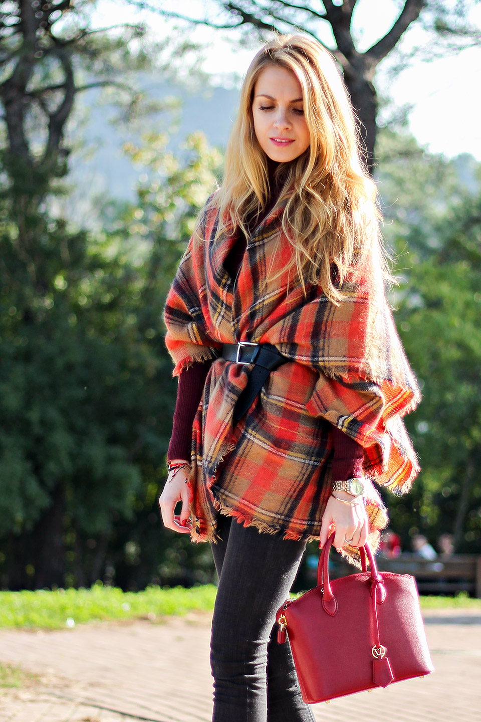 Style Blanket Scarf