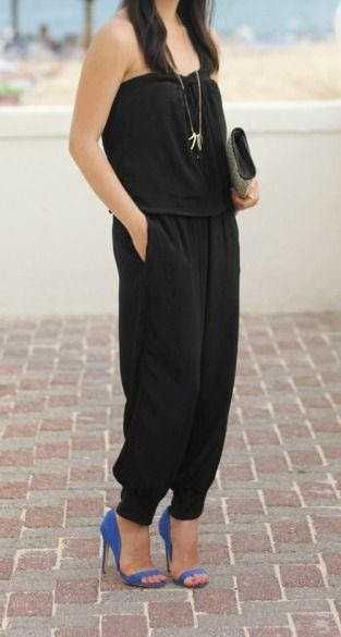 jumpsuit date outfit