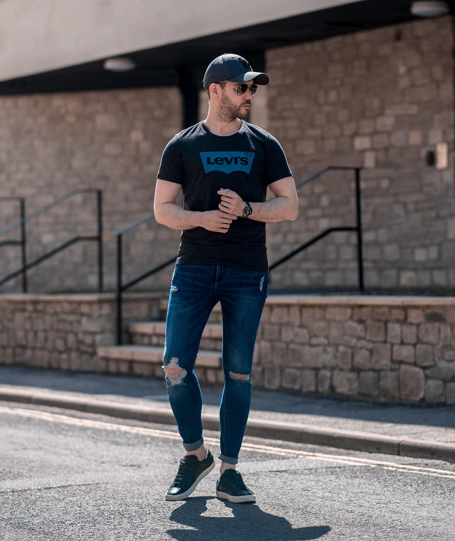 Levi's Men Fashion