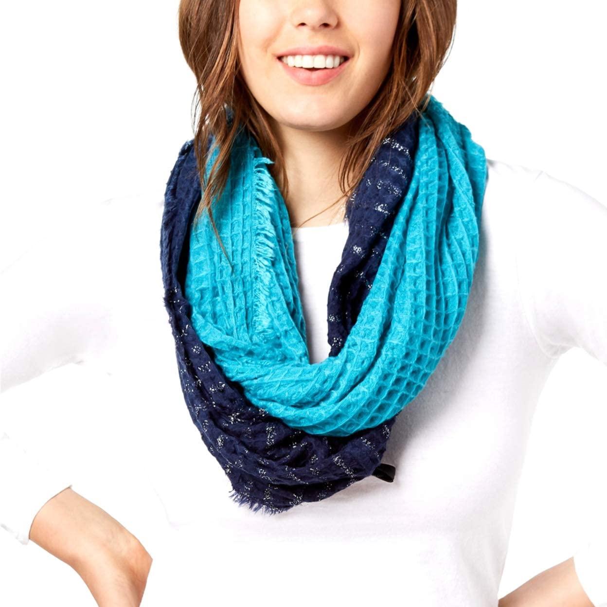Loop Style Blanket Scarf