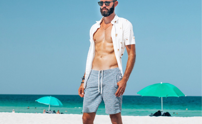 Swim Trunks Swimwear for men