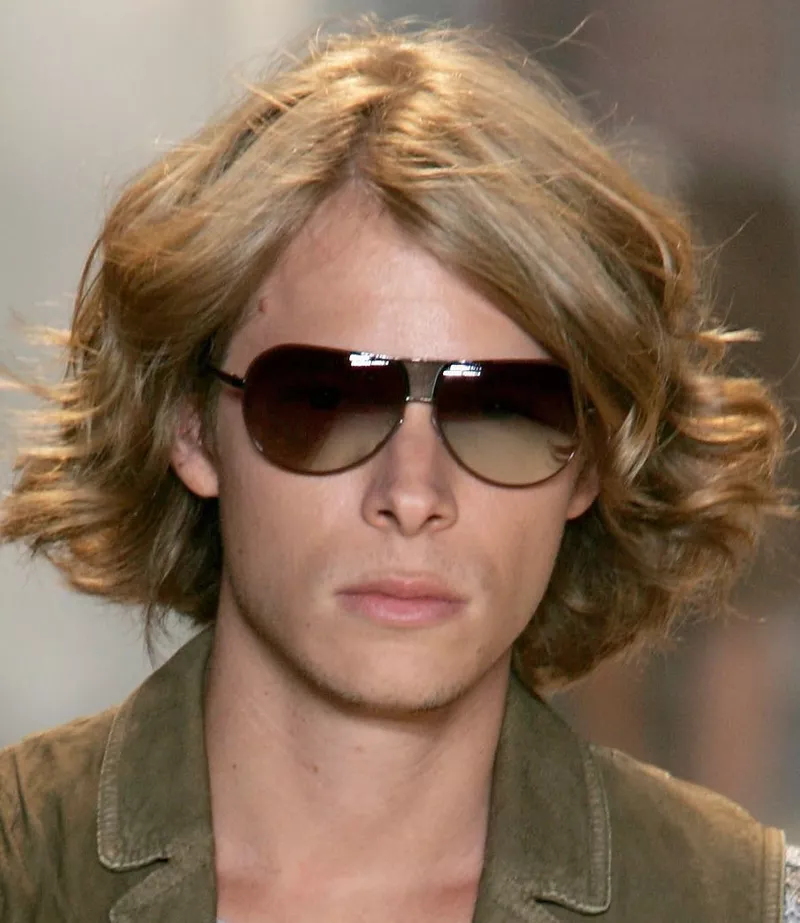The Man Bob long hairstyles for men