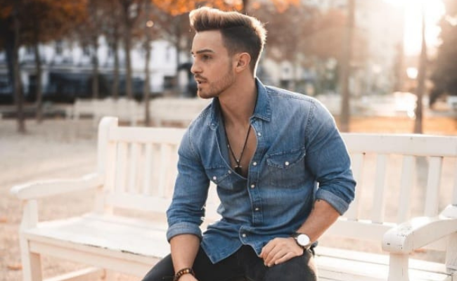 Denim First Date Outfits For Men