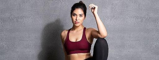 Sports different types of bra
