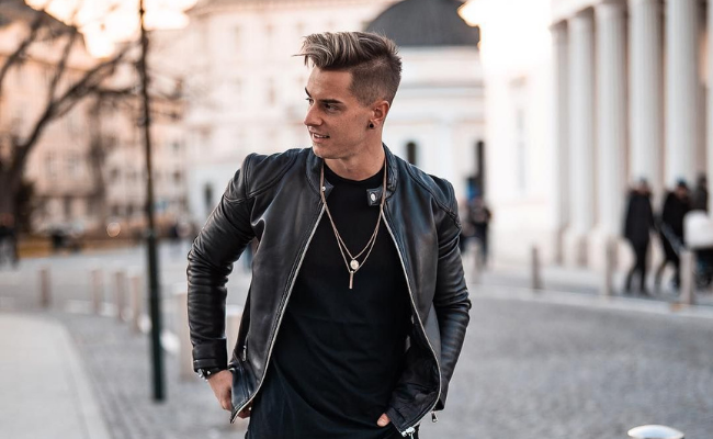 black First Date Outfits For Men